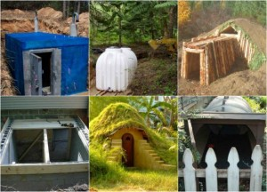 14 Underground Shelter Ideas