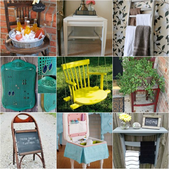 Awesome 18 Diy Ways To Repurpose Old Chairs For Your Homestead Unemploymentrelief Wooden Chair Designs For Living Room Unemploymentrelieforg