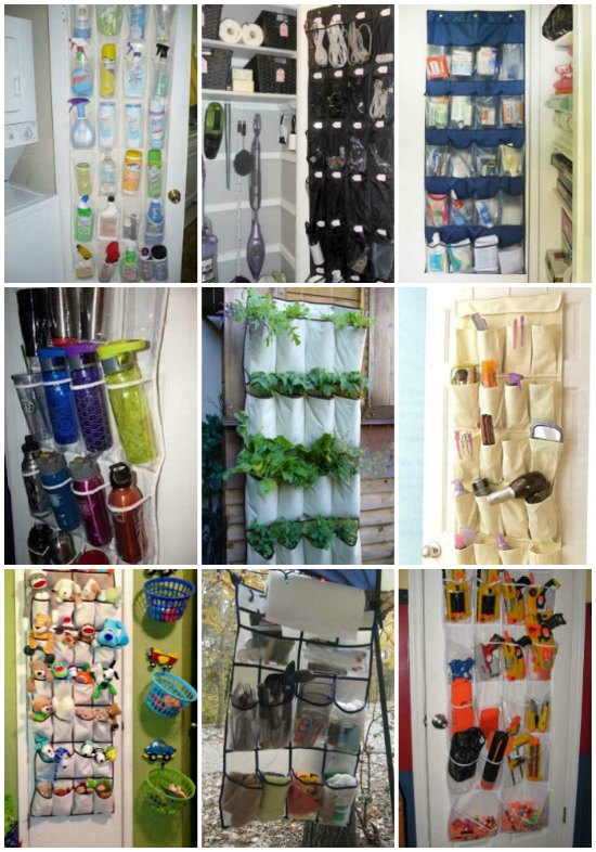 ways-to-use-hanging-shoe-organizers-other-than-for-shoes