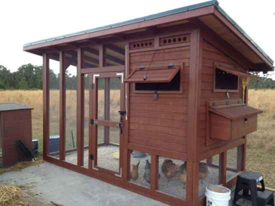 2 chicken coop designs and ideas - Chicken Coop Design Ideas