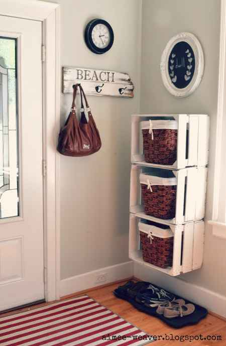 5 Mudroom Designs And Ideas