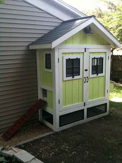 6 chicken coop designs and ideas - Chicken Coop Design Ideas