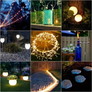 30 DIY Garden Lighting Projects To Illuminate Your Homestead