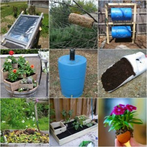15 Earth Day Projects For The Home And Garden