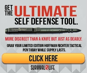 Tactical Pen Survival Tool