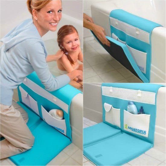 This handy bathtub kneeler is just one of many holiday gift ideas.