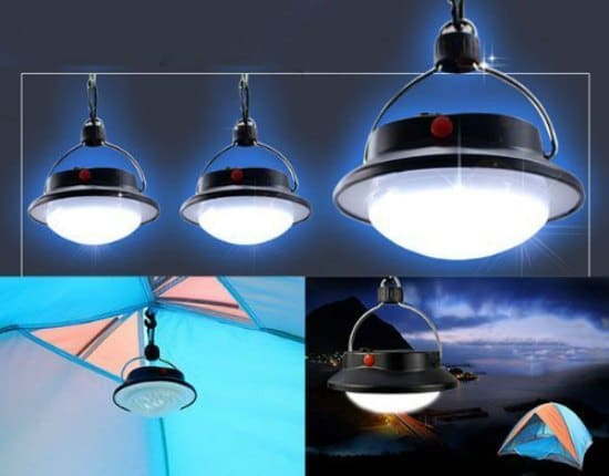 This LED umbrella light is just one of many holiday gift ideas.