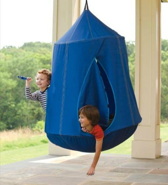 This HugglePod Hangout is just one of many holiday gift ideas.