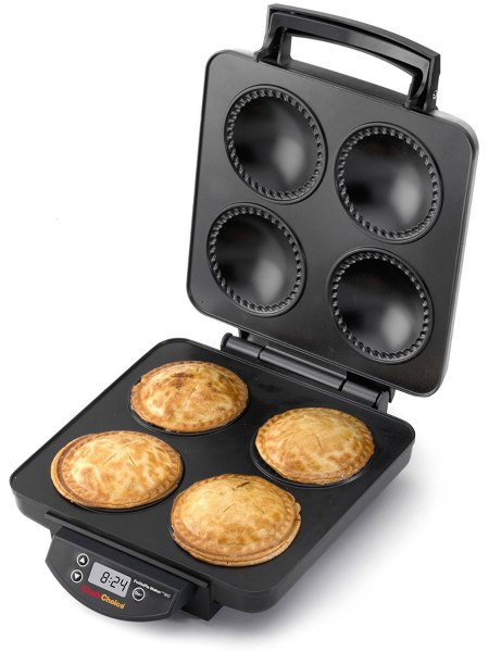 This mini pie maker is just one of many holiday gift ideas.