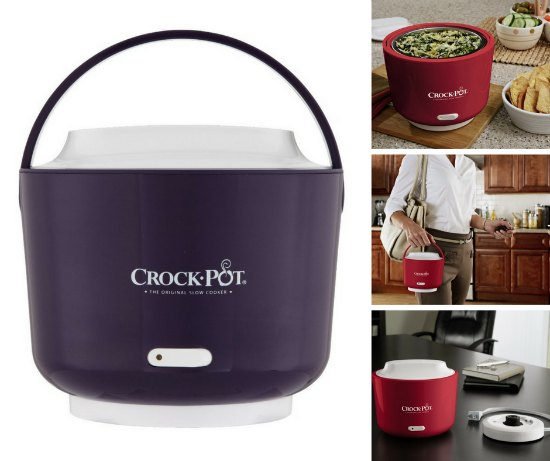 This portable Crock Pot is one of many great holiday gift ideas.