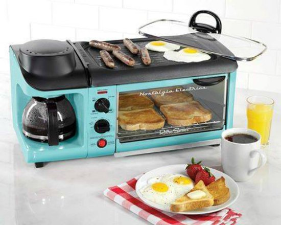 This retro kitchen station is just one of these many great holiday gift ideas.