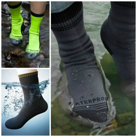 This pair of waterproof socks is just one of many holiday gift ideas.
